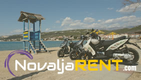 Novalja Rent Scooters